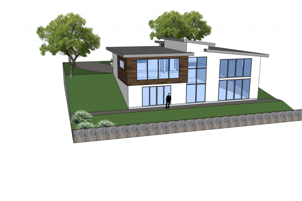 3D Visuals Of New Dwelling In Bewdley